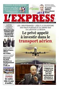 L'express quotidien du 05/10/2021