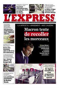 L'express quotidien du 06/10/2021