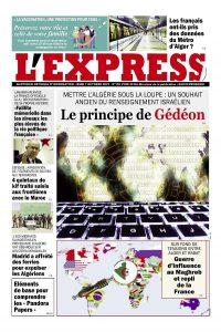 L'express quotidien du 07/10/2021