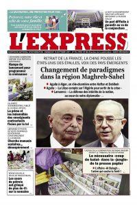 L'express quotidien du 10/10/2021